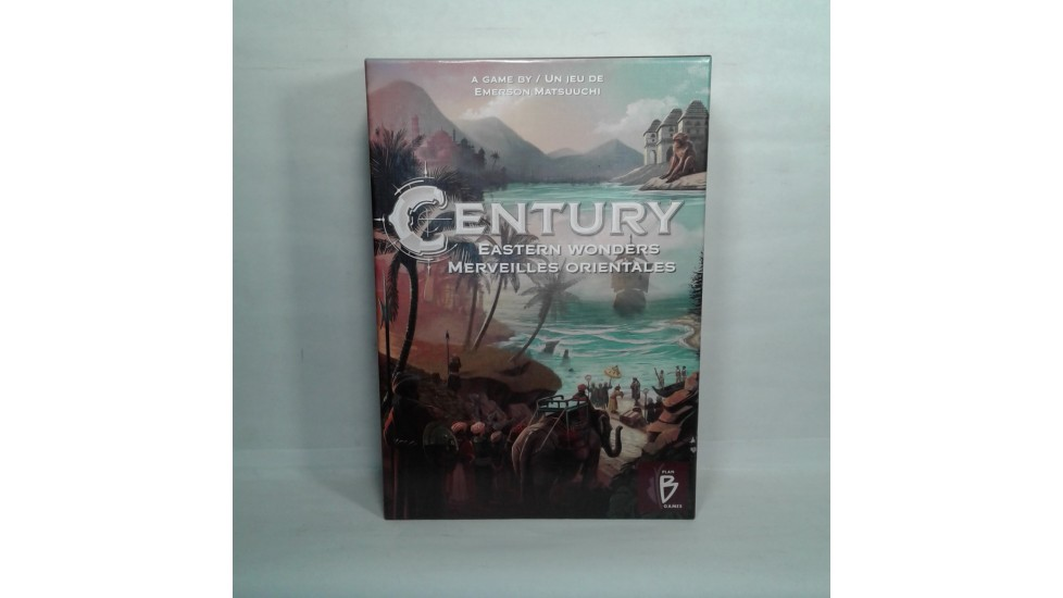 Century - Merveille Orientales (FR/EN) - Location