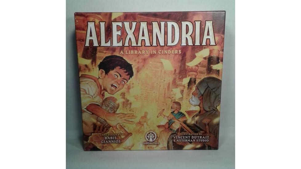 Alexandria (FR) - Location