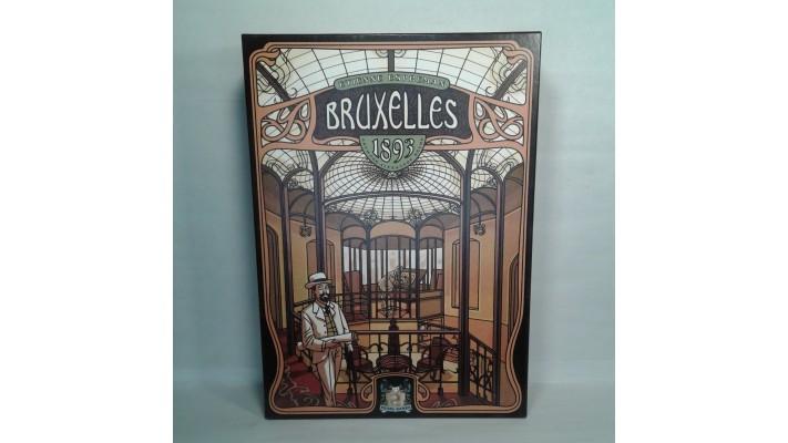 Bruxelles 1893 (EN) - Location
