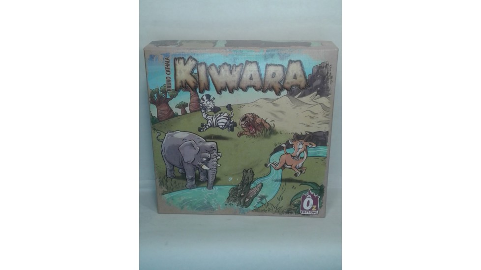 Kiwara (FR/EN) - Location