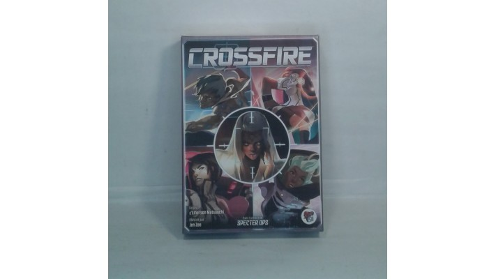 Crossfire (FR) - Location