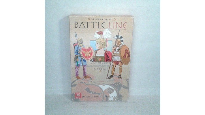 Battle Line (EN) - Location