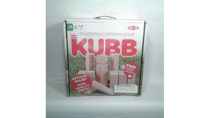 Kubb (FR/EN) - Location