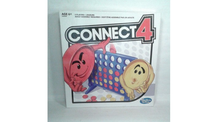 Connect 4 (FR/EN) - Location
