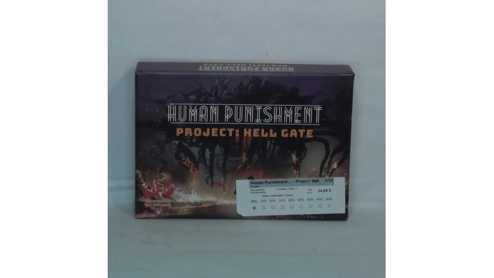 Human Punishment - Project hell gate EXTENSION SEULEMENT (EN) - Location