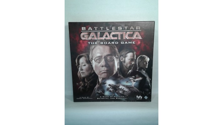Battlestar Galactica (EN) - Location