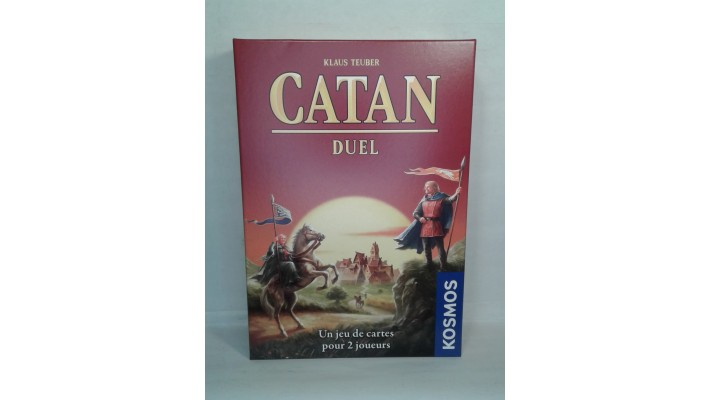 Catan duel (FR) - Location