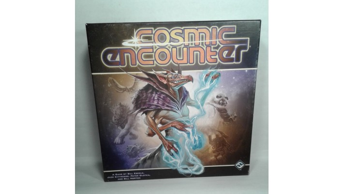 Cosmic Encounter (EN) - Location