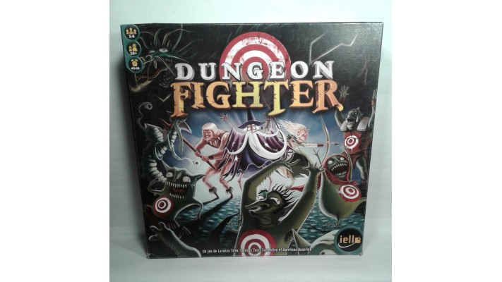 Dungeon Fighter (FR) - Location