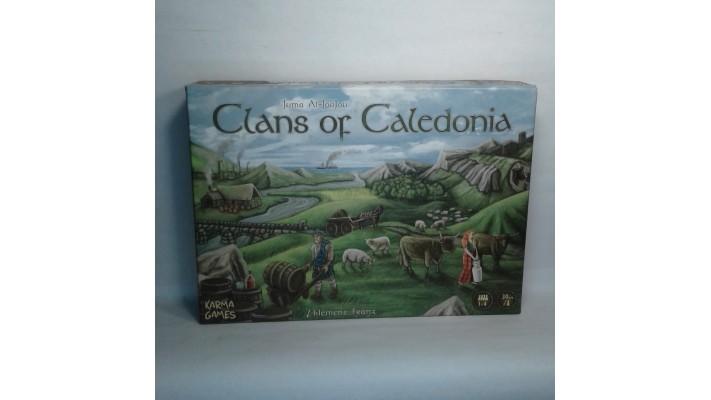 Clans of Caledonia (EN) - Location