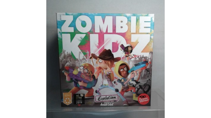 Zombie Kidz - Evolution (FR) - Location