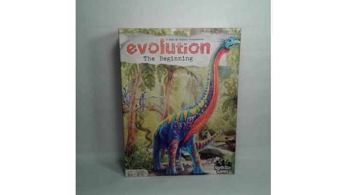 Evolution - The beginning (EN) - Location