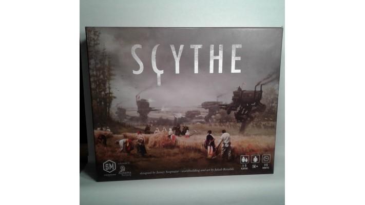 Scythe - Le Réveil de Fenris (FR) - Location