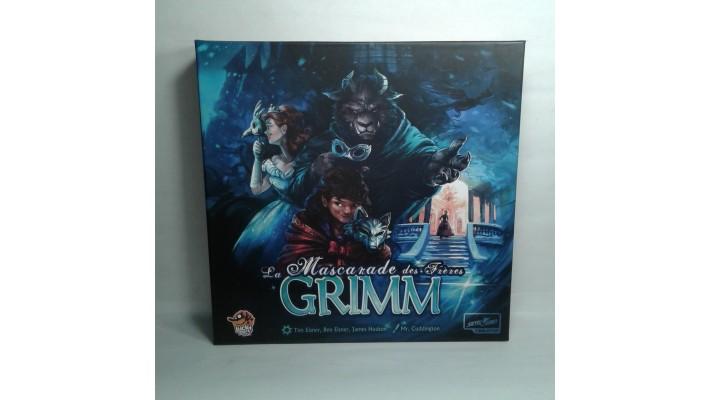 La Mascarade des Frères Grimm (FR) - Location