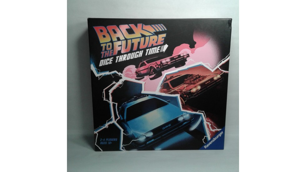 Back to the Future - Dice Through Time (EN) - Location