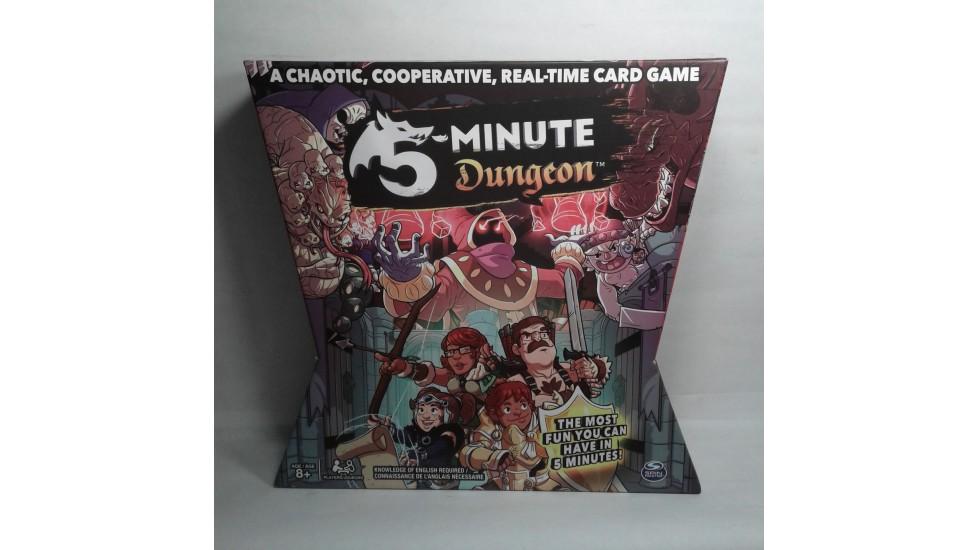5 Minute Dungeon (FR/EN) - Location