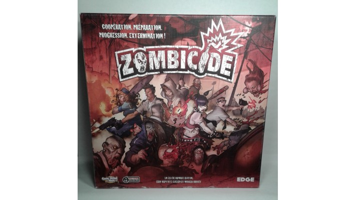 Zombicide (FR) - Location