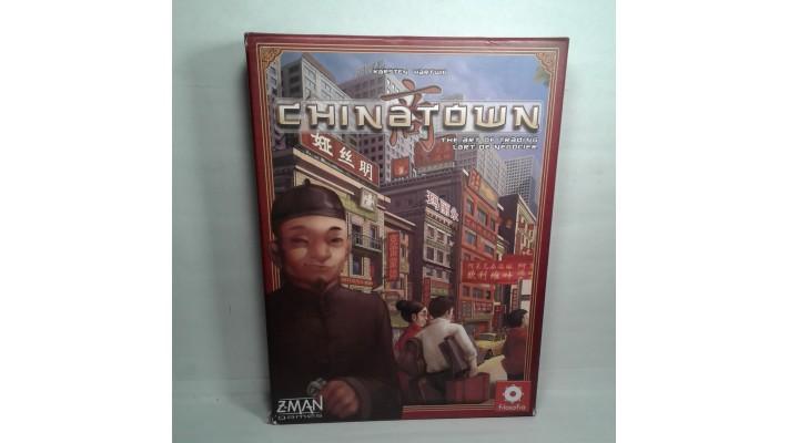 Chinatown (FR/EN) - Location