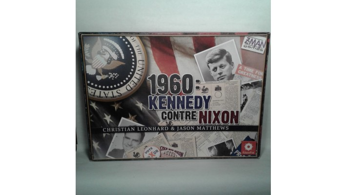 1960 Kennedy contre Nixon (FR) - Location