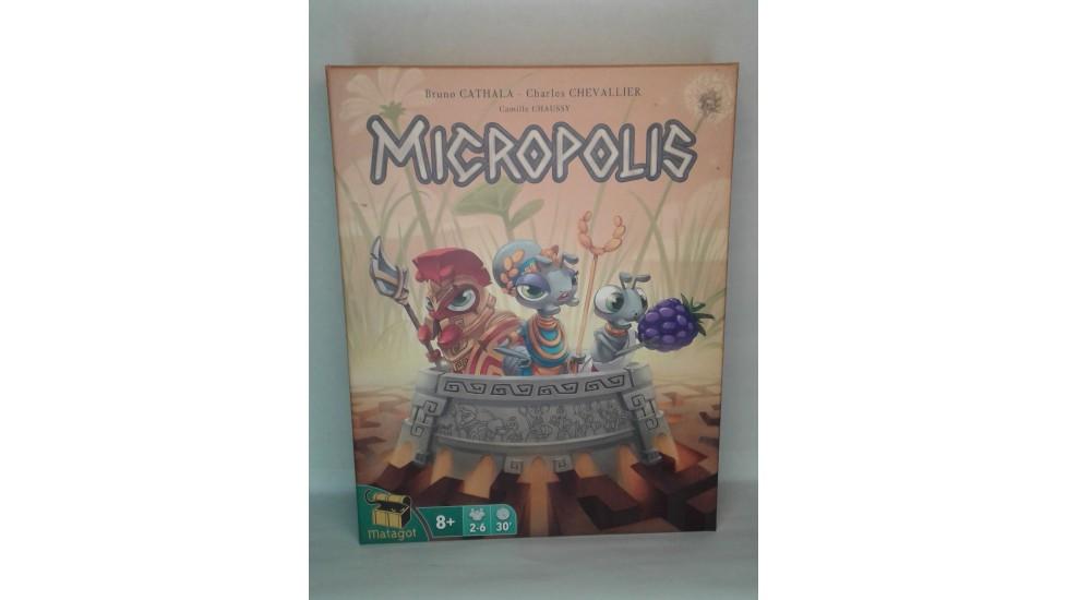 Micropolis (FR/EN) - Location