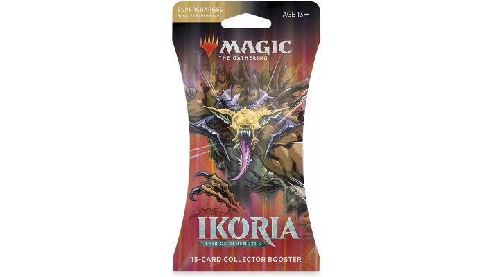 MTG - Ikoria Lair of Bahemoths - Collector Booster