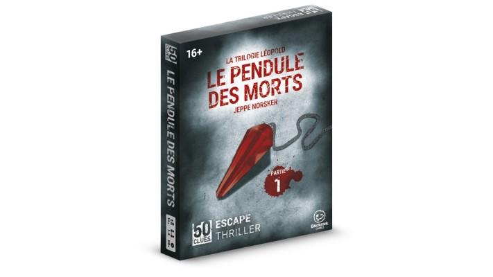 50 Clues - Le Pendule des Morts - Épisode 1 (FR)