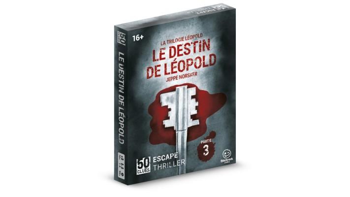 50 Clues - Le Destin de Léopold - Épisode 3 (FR)