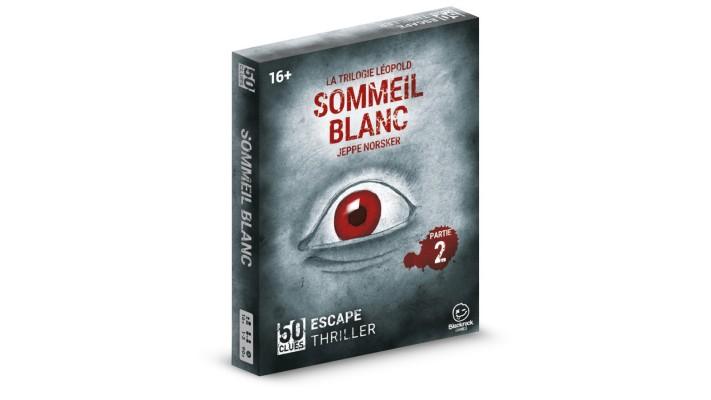 50 Clues - Sommeil Blanc - Épisode 2 (FR)