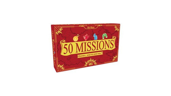 50 Missions (FR)