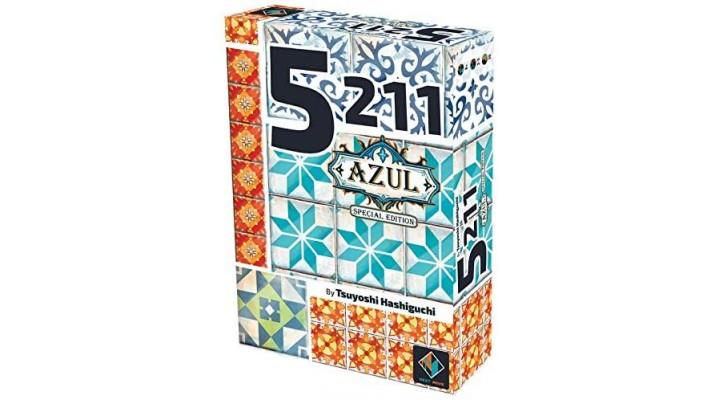 5211- Azul Édition Spécial (FR/EN)