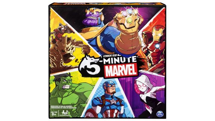 5 Minute Dungeon - Édition Marvel (FR/EN)