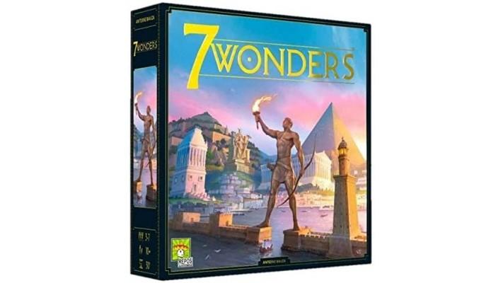 7 Wonders - Nouvelle édition (FR)