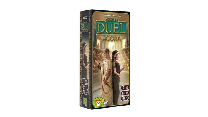 7 Wonder Duel - Agora (FR)