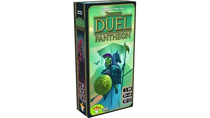 7 Wonder Duel - Panthéon
