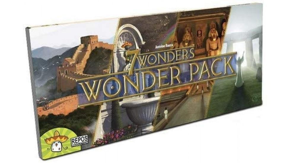 7 Wonders - Wonder Pack (FR/EN)