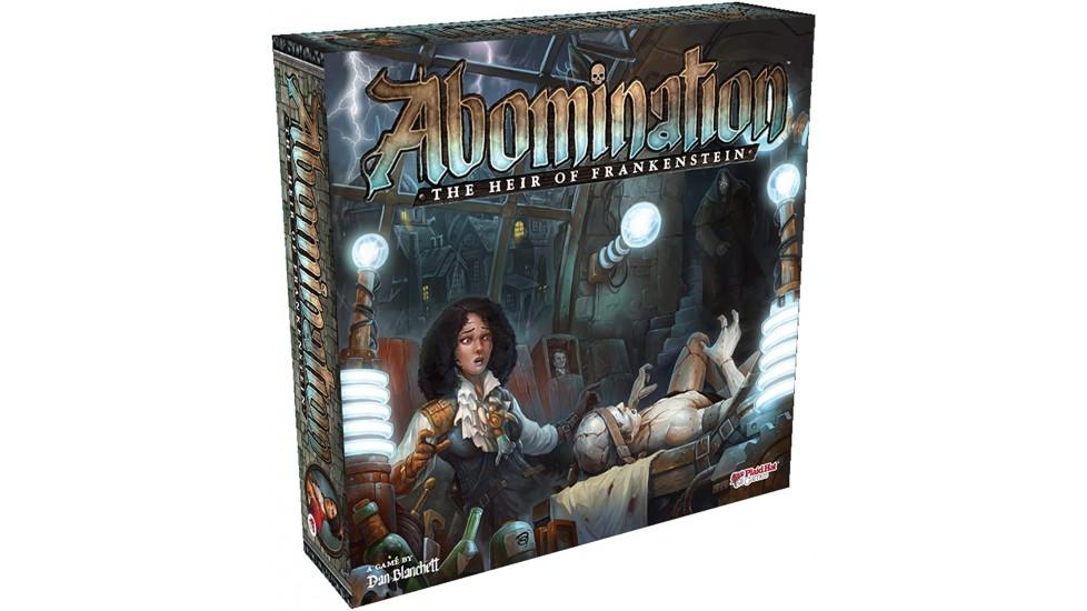 Abomination - The Heir of Frankenstein (EN) - Location