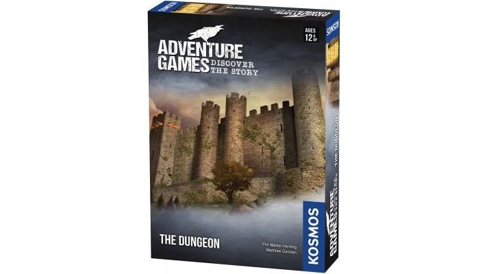 Adventure Games - The Dungeon (EN)