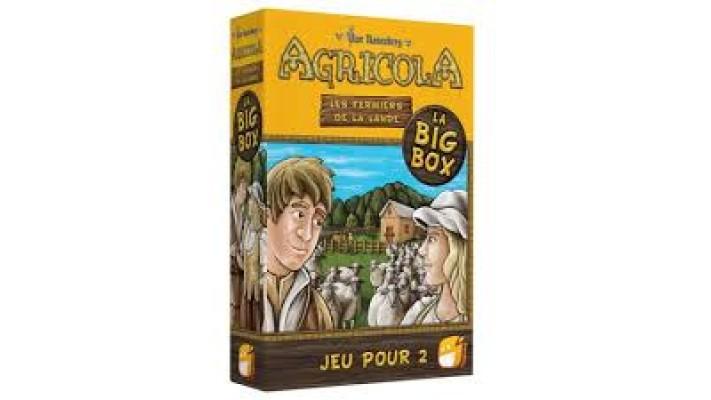Agricola - Big box - 2 joueurs (FR)