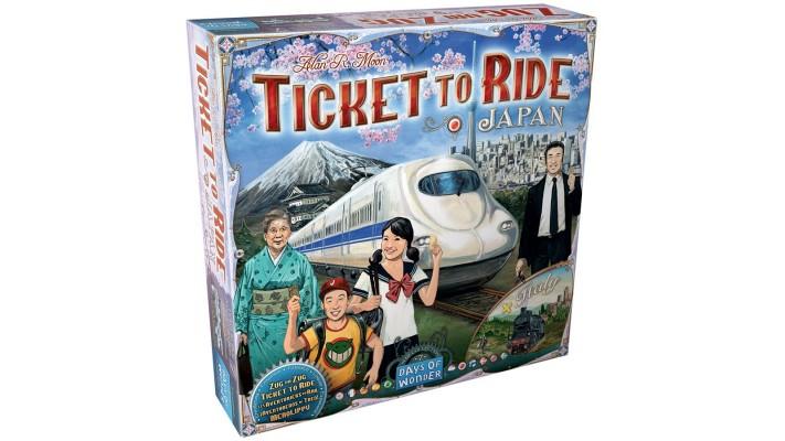 Les Aventuriers Du Rail - Japon et Italie (FR/EN)