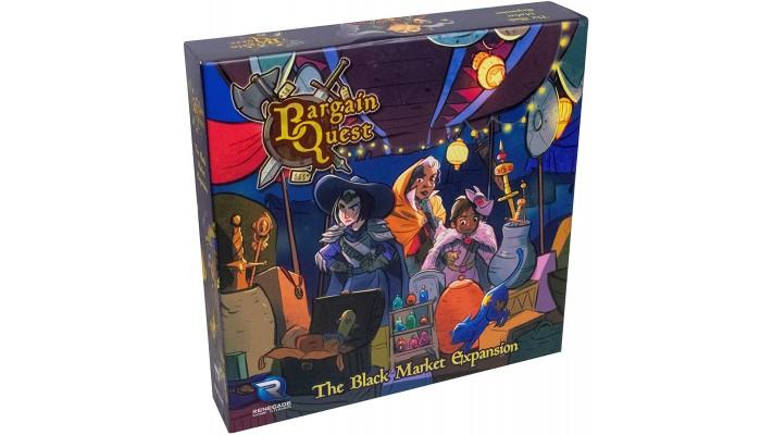 Bargain Quest - The Black Market expansion