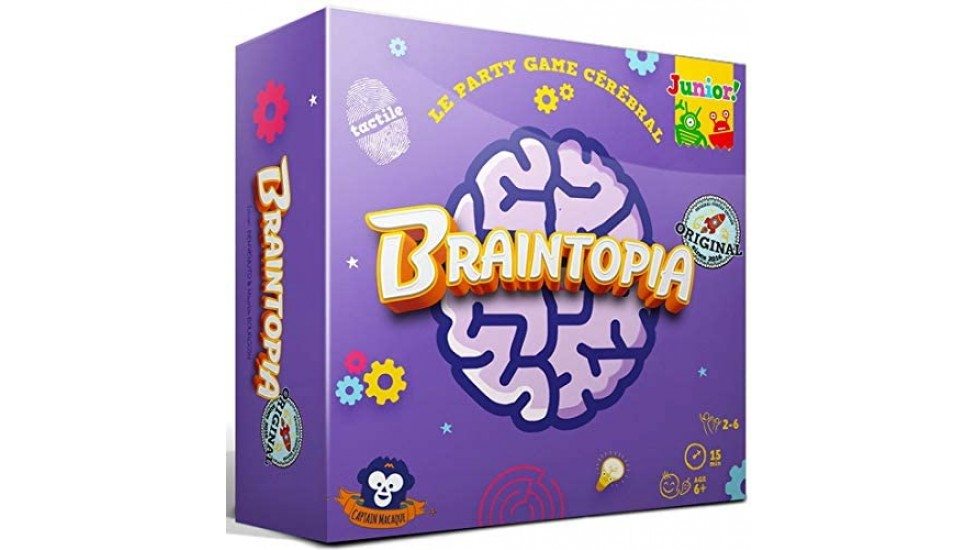Braintopia Junior (FR/EN)
