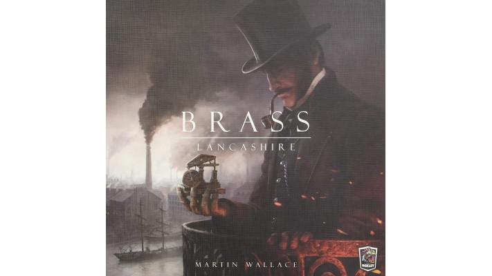 Brass - Lancashire (EN)