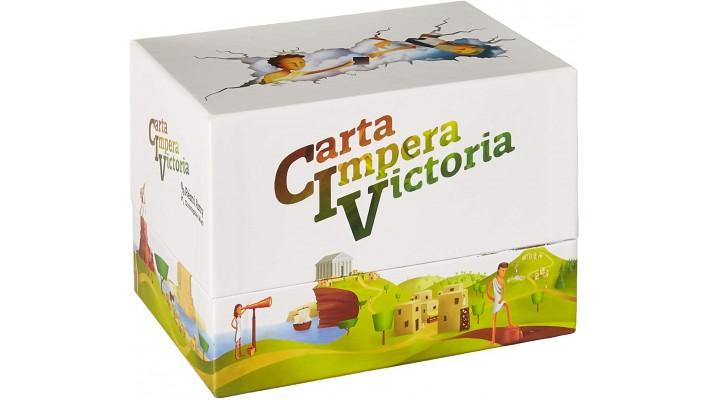 CIV: Carta Impera Victoria (FR/EN)