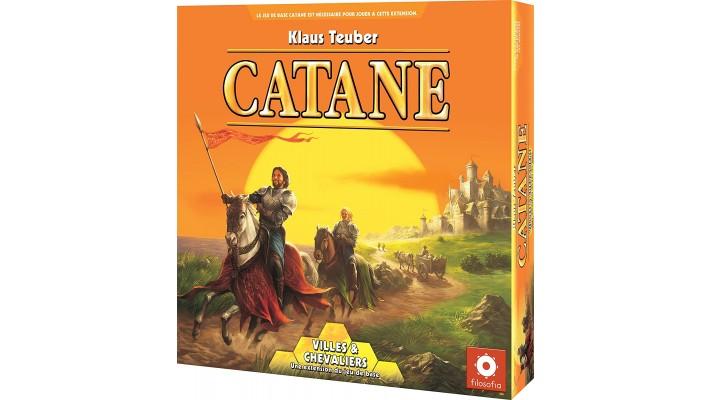 Catan - Villes et Chevalier