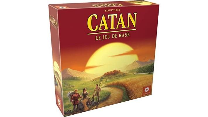 Catan - Jeu de base (FR)