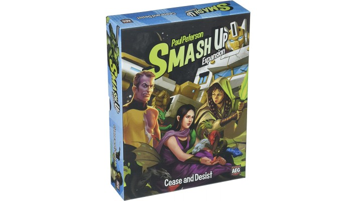 Smash-Up : Cease and Desist (EN)
