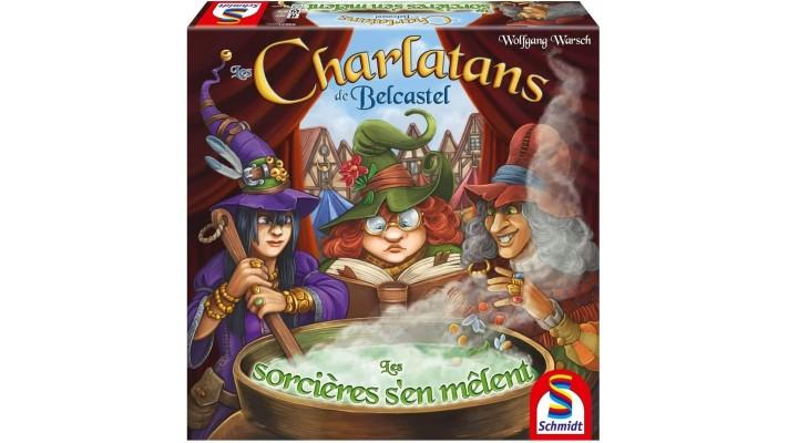 Les Charlatans de Belcastel - Les Sorcières S'en Mêlent (FR)
