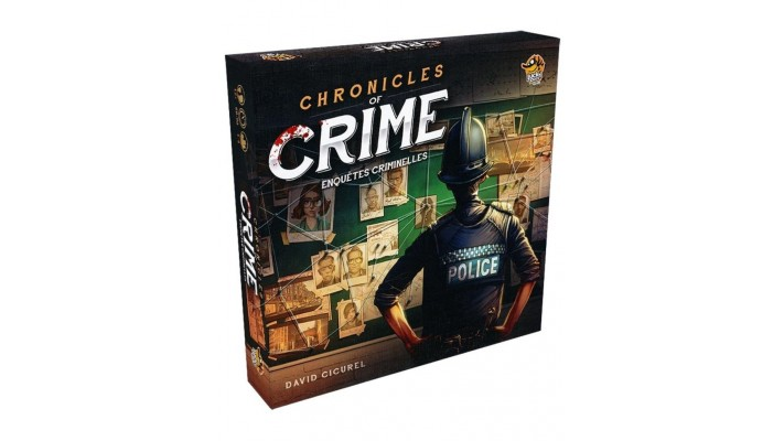 Chronicles Of Crime - Enquête Criminel (FR)