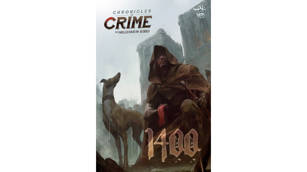 Chronicles of Crime - 1400 (FR)
