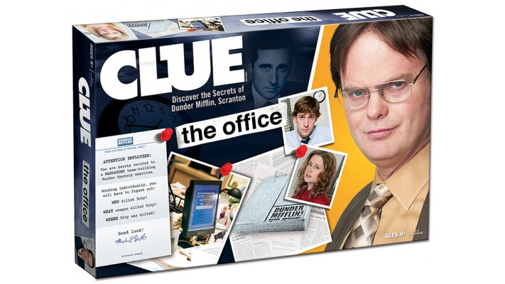 Clue - The Office (EN)